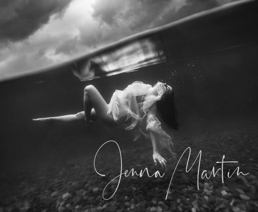 Introduction of jenna martin